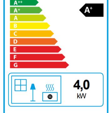 energetický štítek Romotop Evora